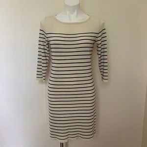 ASOS Maternity Stripe Sweater Dress